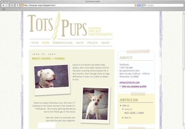 TotsPupsScreenShot2